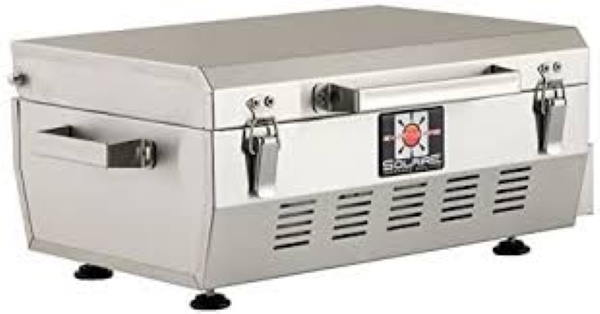 Solaire SOL-EV17A Everywhere Portable Infrared Propane Gas Grill